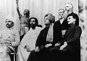 Swami Vivekananda attend the 'Parliament of the World's Religions' in America in 1893