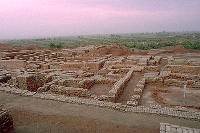Harappan Structure