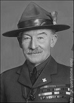 Robert Baden-Powell was the founder of Indian Boy Scouts.