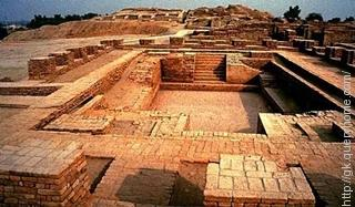 About 5, 000 years ago (3300 BCE) the Indus Valley Civilization begin, and in Mohenjo-daro the Great Bath structure found of it.