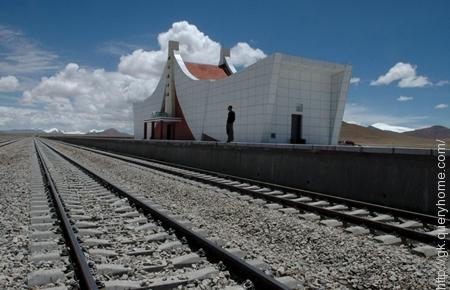 Tanggula Railway Station is the Highest Railway Station in the world.