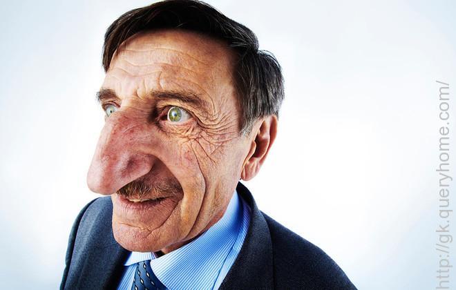Longest Nose - Mehmet Ozyurek