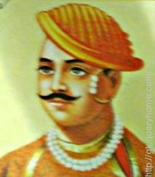 Nana Sahib led the Kanpur rebellion during the Indian Rebellion of 1857.