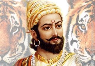 Shivaji was entitled as Chhatrapati Shivaji in 1674.