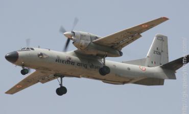 aircraft AN-32