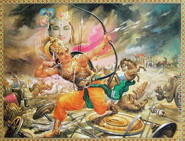 war of mahabharata