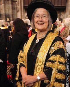 Brenda Marjorie