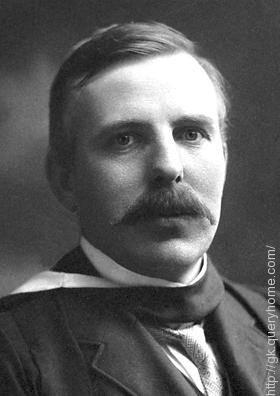 Nobel Prize in Chemistry 1908 was awarded to Ernest Rutherford