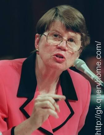 Janet First woman attorney general