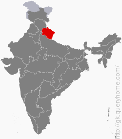 "Uttarakhand state of India is called ""Land of Gods""."