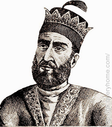 Bahlul Khan Lodi was the founder of Lodi dynasty in India.