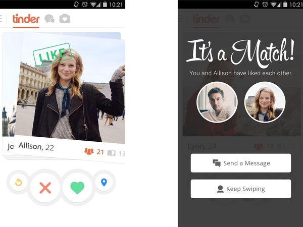 Tinder best dating app