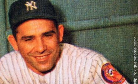 Who is Yogi Berra?