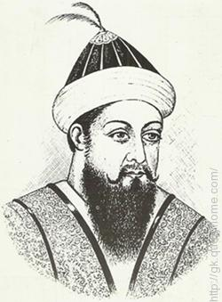 Ibrahim Lodi was the ruler of Delhi when Babur attacked India.