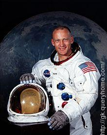 Buzz Aldrin was the second person to land on the moon.