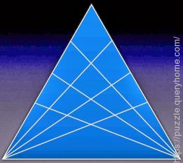 How many quadrilaterals are there in the following image