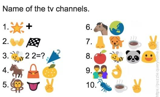 Guess these 10 tv channel names