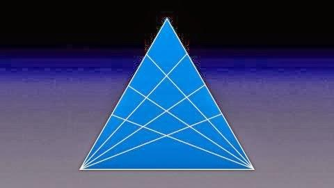 Count the number of quadrilaterals in this picture below