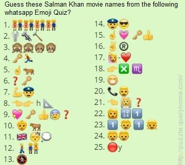 Salman Khan Movie Names
