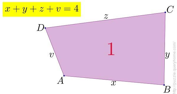 maximum value of the product of its diagonal lengths