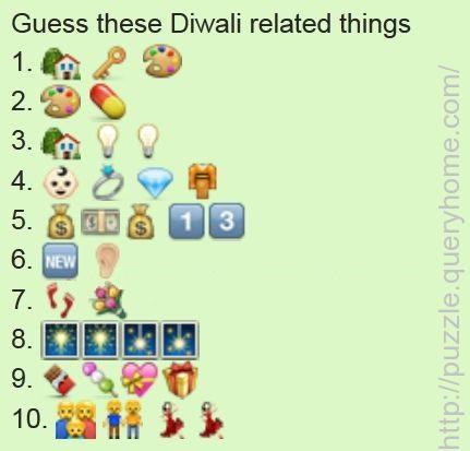 Diwali Items