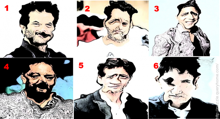 Guess these bollywood actors from this image?