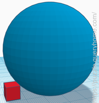 A unit sphere is out on a flat plane in the rain. Find the side length of the largest cube that can hide underneath it and not get wet.