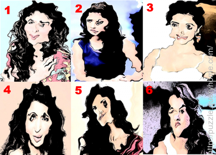 Guess these bollywood actresses from this image?