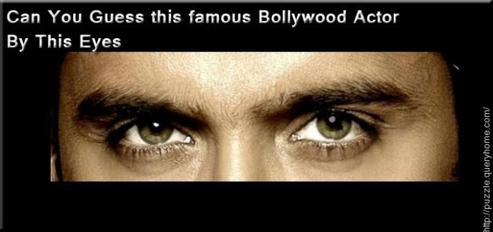 Guess this Famous Bollywood Actor By His Eyes