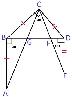 Angle GCF