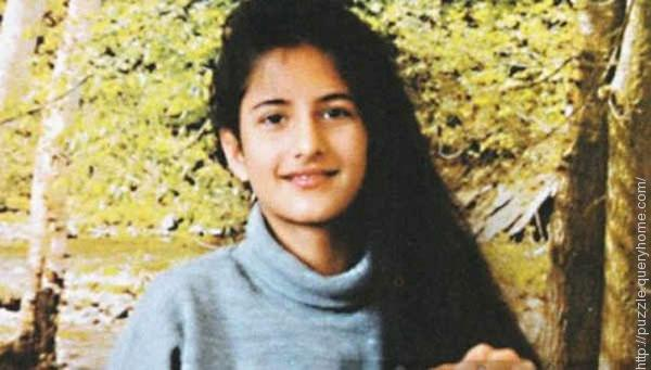 Can you guess the name of this bollywood celebrity from her childhood photo?