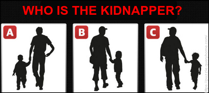 Who is the kidnapper