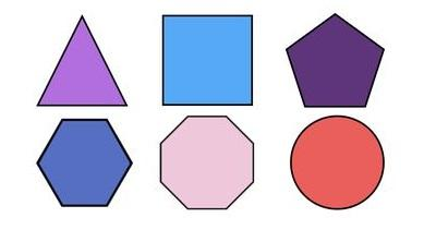 relationship between octagons and hexagons area