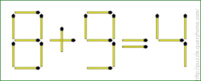 MatchStickpuzzle