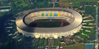 Kolkata mecca of Football