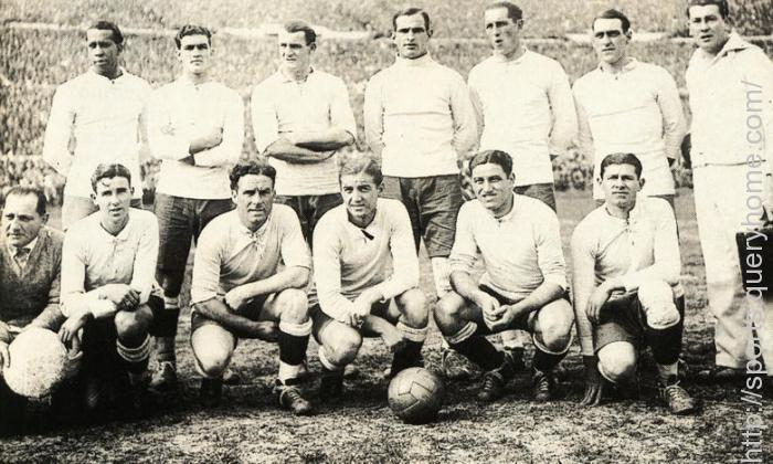 Uruguay was the first team to win the FIFA World Cup in 1930