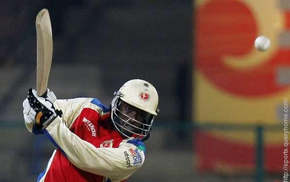 Chris gayle won the Man of the match award a whooping 17 times