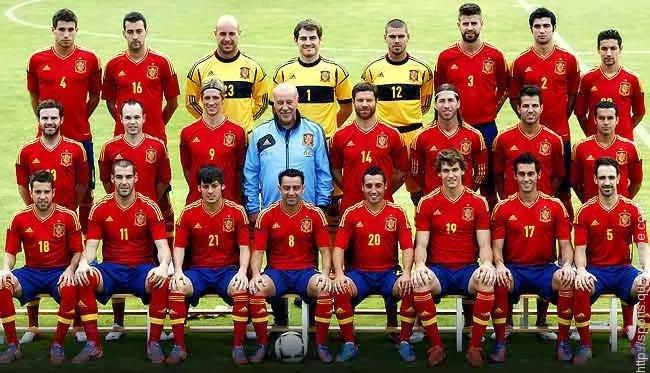 Spain has not lost a World Cup qualifier for the last 24 years