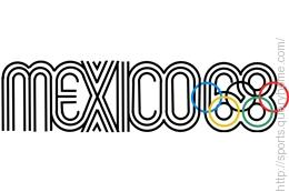 The 1968 Summer Olympics held in Mexico City, Mexico, in October 1968.