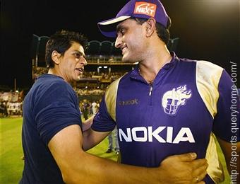 Sourav Ganguly faced first ever delivery in an inaugural match of inaugural IPL in 2008