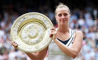 The Venus Rosewater Dish is the Ladies' Singles Trophy awarded at The Championships, Wimbledon.