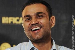 Virender Sehwag scored a duck in the ICC Cricket World Cup 2011 grand finale in the 2nd innings.