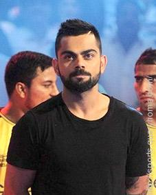Virat kohli is the only indian who is feature in the top 10 of the latest Reliance ICC Test Player Rankings