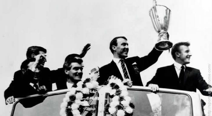 Which team was the first British team to lift the European Cup