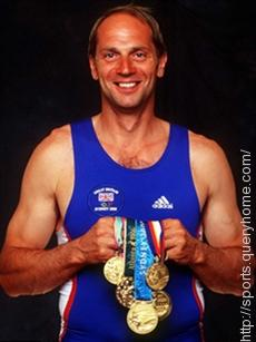 Steve Redgrave was the first rower to win consecutive Olympic gold medals.
