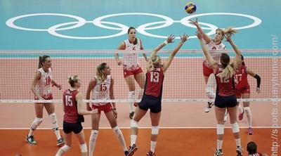 Volleyball was originally called 'Mintonette'.