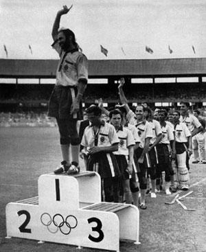Indian Hockey team winning Gold in Olympics