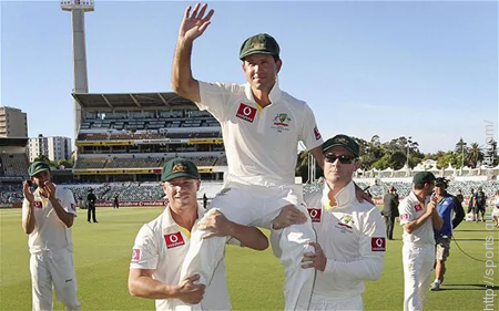 On 3 December 2012 Ricky Ponting retired from Test Cricket.