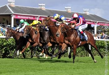 St Leger is the oldest English classic horse race.