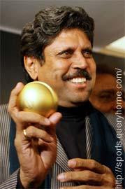 Kapil dev received the Wisden Award for the 'Indian Cricketer of the Century' (20th Century).